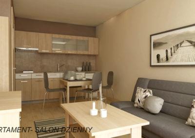 apartament 2-1